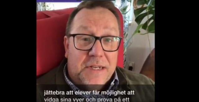 """Socialdemokratisk riksdagsman: """"Jättebra"""" om svenska elever lär sig arabiska"""
