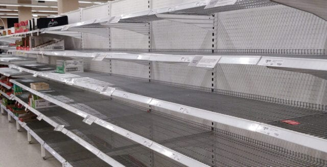 Livsmedelskris kan bli verklighet i Sverige