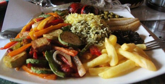 Ingen veganmat för Göteborgs förskolebarn