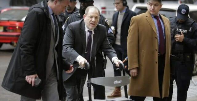 23 års fängelse för Harvey Weinstein