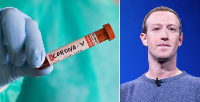Techjättar i häpnadsväckande försök att stoppa information om nytt lovande botemedel mot corona