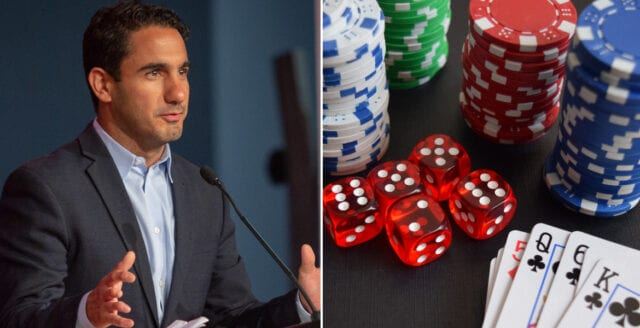 Regeringen vill begränsa spelande under coronakrisen
