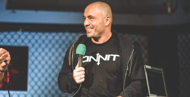 Joe Rogan lämnar Youtube