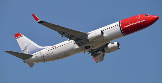 Kina blir storägare i Norwegian