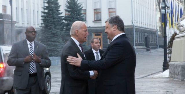 Läckta ljudinspelningar med Joe Biden och Ukrainas president blottlägger omfattande korruptionsskandal