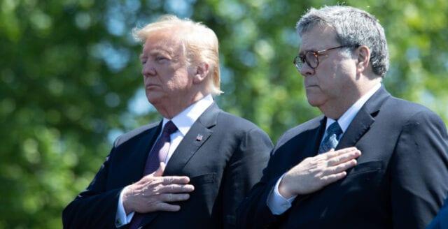 Kontroversiell övervakningslagstiftning splittrar Trumpadministrationen