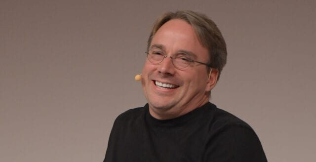 Linux-grundaren Linus Torvalds överger Intel