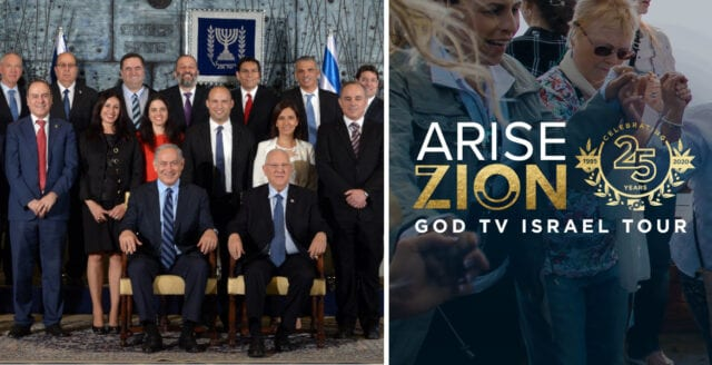 Israels regering hotar stänga ner kristen TV-kanal