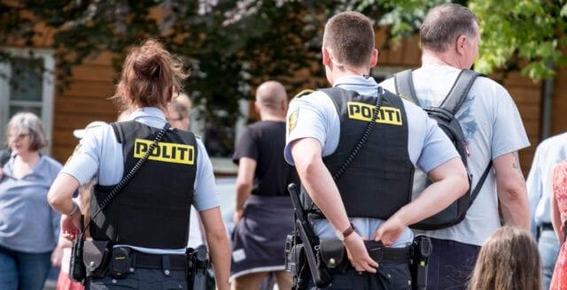 Dansk polis avvärjde islamistiskt terrordåd