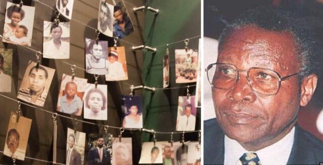 Rwandisk folkmördare gripen i Frankrike