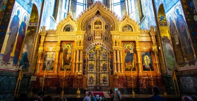 Rysk-ortodox kristendom på frammarsch