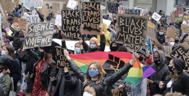 """""""Dagens vänsteraktivism är inte anti-rasism – det är anti-vit rasism"""""""