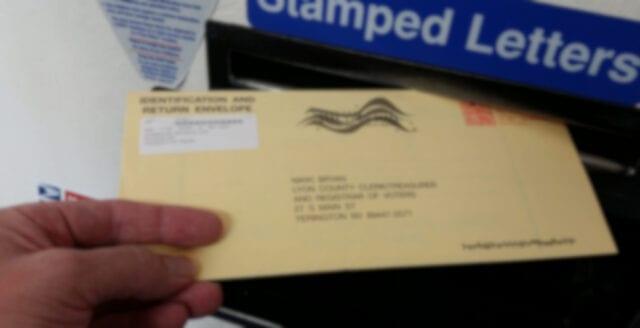 USA:s justitieminister: Poströstning öppnar upp för valfusk