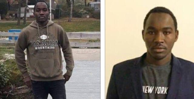 Sudanes dödad av polis efter knivattack i Glasgow
