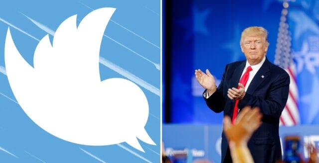 """Twitter listar presidenten högst i sökning på """"rasist"""""""