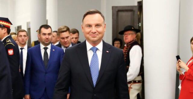 Nationalkonservativ president omvald i Polen