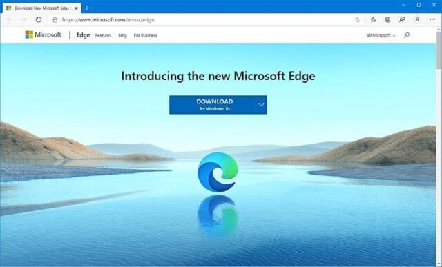 Varning för nya Microsoft Edge – stjäl användardata utan tillåtelse