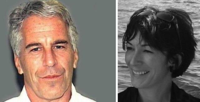 Jeffrey Epsteins partner Ghislaine Maxwell gripen av FBI
