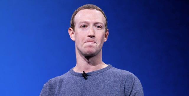 Påtalande av judiskt inflytande förbjuds på Facebook