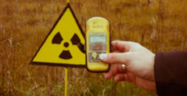 Förhöjda nivåer av radioaktiv strålning i Sverige