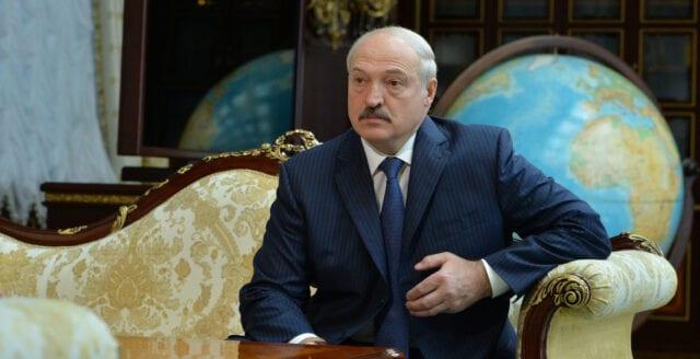 Lukasjenko: Utländska intressen bakom protesterna i Vitryssland