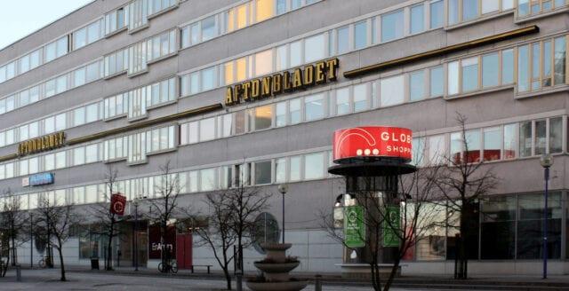 26 journalister försvinner från Aftonbladet
