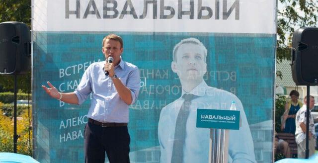 Rysk regimkritiker uppges ha blivit förgiftad