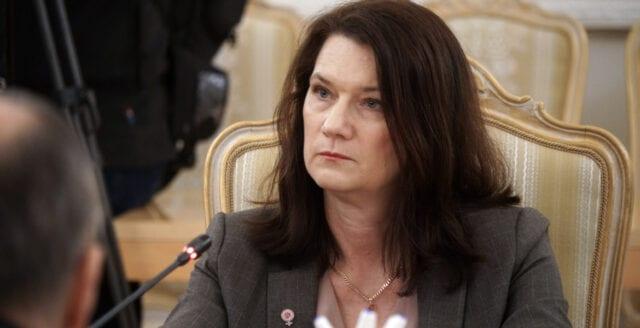 """Ann Linde vill döpa om Vitryssland – """"Kan associeras med Ryssland"""""""