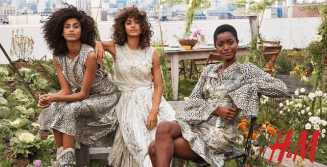 H&M satsar hårdare på etnisk propaganda