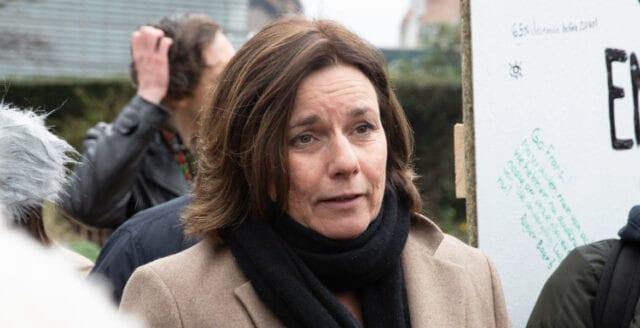 Miljöpartiets språkrör Isabella Lövin lämnar politiken