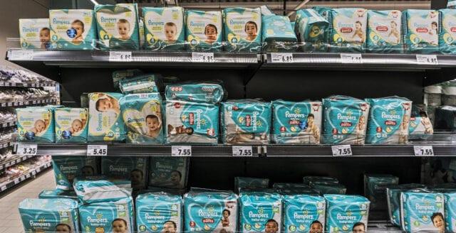 Amazon sålde blöjor till underpriser – för att få bort konkurrent