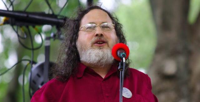 Mjukvarulegenden Richard Stallman tvingades bort från sitt livsverk i politiskt korrekt häxjakt