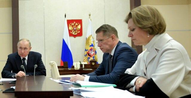 Ryssland godkänner kritiserat vaccin