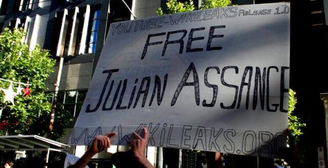 Australiensisk journalist: Karaktärsmordet på Assange är planlagt