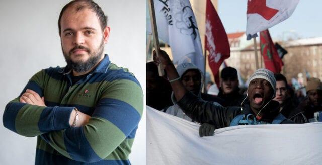 """""""Invandrarna tar över ditt land, svensk – dags att vakna!"""""""