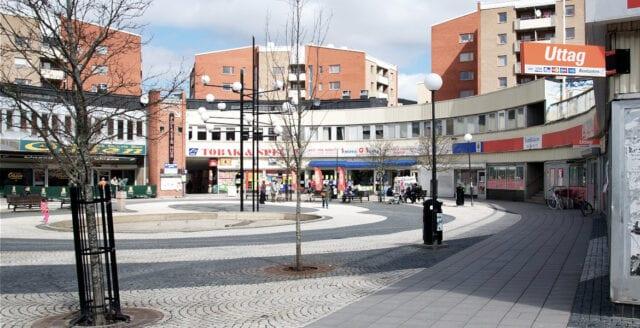 12-årig flicka våldtagen i södra Stockholm