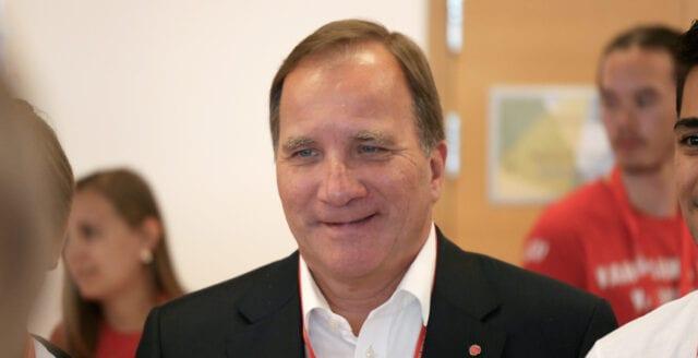 Stefan Löfven kan tänka sig bo i Rinkeby