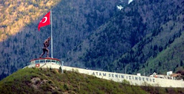 Ett förödande 100-års-firande genomfört av ett sjukt Turkiet