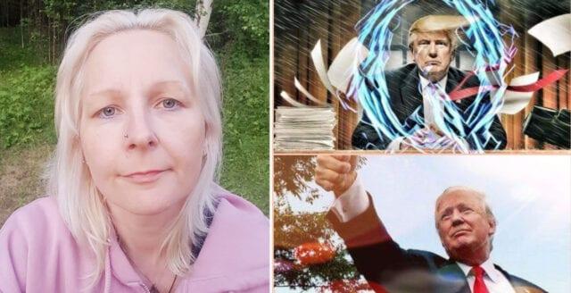 Svensk Facebookgrupp för Trumpsupportrar stängdes ned