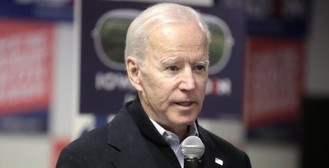 """Joe Biden i nytt märkligt utspel: """"Vi har startat den största organisationen för valfusk i amerikansk historia"""""""