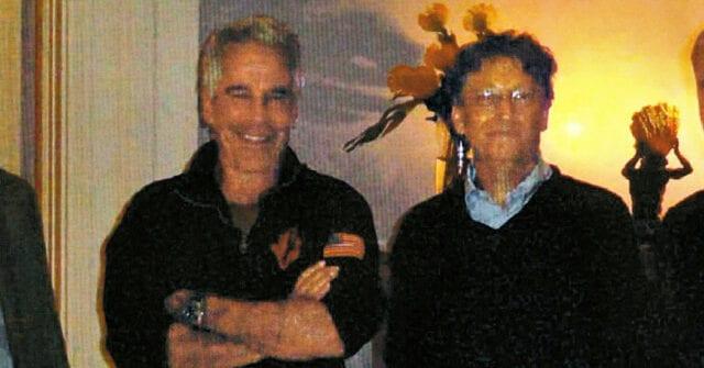Avslöjande: Bill Gates och Jeffrey Epstein hade möte med Nobelkommittén