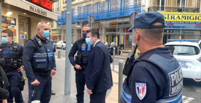 Ny terrorattack i Frankrike – halshögg offer i kyrka
