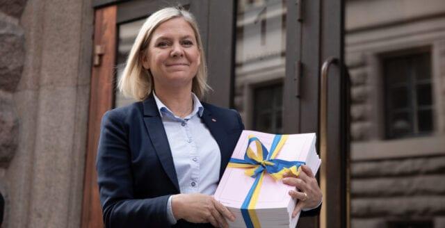 Nu belönas S-profilen Magdalena Andersson med toppjobb på Internationella valutafonden