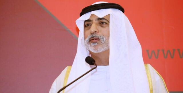 Arabisk toleransminister anklagas för våldtäkt