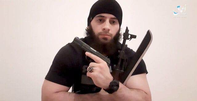 Islamiska staten tar på sig terrordådet i Wien