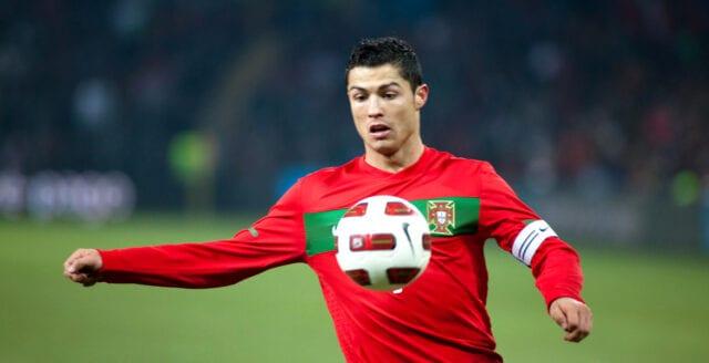 Ronaldo: PCR-testerna är trams