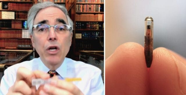 Officiellt: Mikrochipp kan bli komponent i coronavaccination