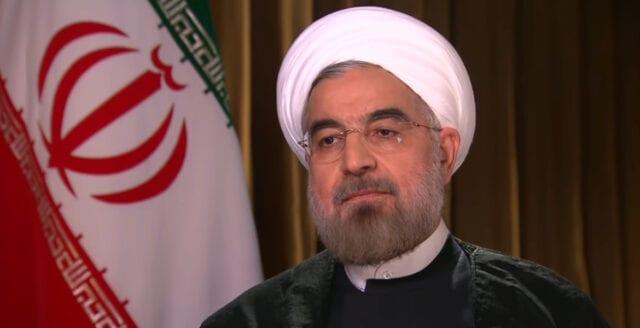 Irans president: Israel mördade Fakhrizadeh