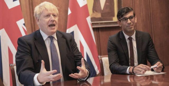 Storbritannien: 100 000 kräver omedelbart slut på nedstängningen