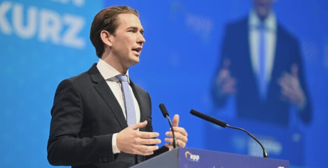 Österrike vill förbjuda politisk islam